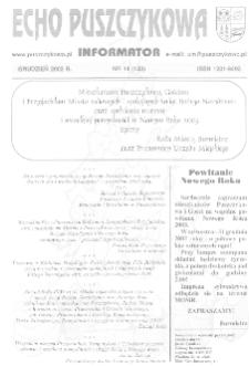 Echo Puszczykowa 2002 Nr14(133)