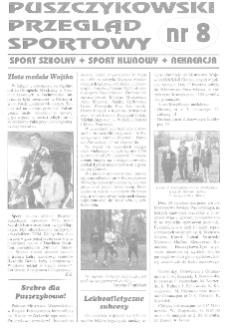 Puszczykowski Przegląd Sportowy Nr8