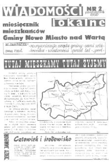 Wiadomości Lokalne 1990 Nr2