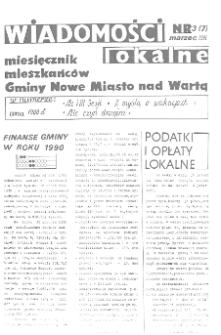 Wiadomości Lokalne 1991 R.2 Nr3(7)