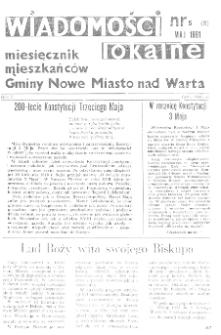 Wiadomości Lokalne 1991 nr5(8)