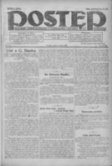 Postęp: pismo codzienne dla rodzin polskich 1922.07.04 R.33 Nr147