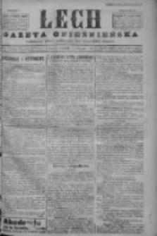 Lech. Gazeta Gnieźnieńska: codzienne pismo polityczne dla wszystkich stanów 1926.01.10 R.28 Nr7