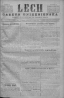 Lech. Gazeta Gnieźnieńska: codzienne pismo polityczne dla wszystkich stanów 1926.02.05 R.28 Nr28