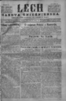 Lech. Gazeta Gnieźnieńska: codzienne pismo polityczne dla wszystkich stanów 1926.02.10 R.28 Nr32