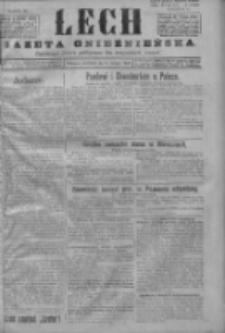 Lech. Gazeta Gnieźnieńska: codzienne pismo polityczne dla wszystkich stanów 1926.02.21 R.28 Nr43