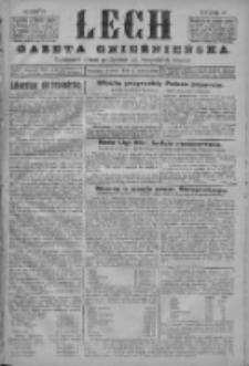 Lech. Gazeta Gnieźnieńska: codzienne pismo polityczne dla wszystkich stanów 1926.03.02 R.28 Nr49