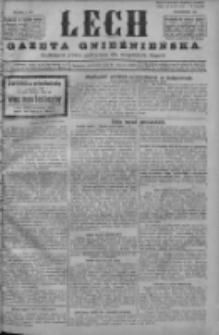 Lech. Gazeta Gnieźnieńska: codzienne pismo polityczne dla wszystkich stanów 1926.03.21 R.28 Nr66