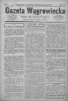 Gazeta Wągrowiecka: pismo dla rodzin polskich 1924.01.10 R.4 Nr5