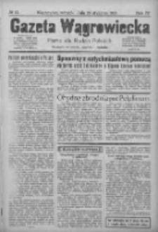 Gazeta Wągrowiecka: pismo dla rodzin polskich 1924.01.29 R.4 Nr13