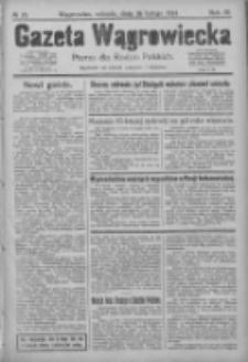Gazeta Wągrowiecka: pismo dla rodzin polskich 1924.02.26 R.4 Nr25