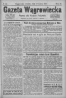 Gazeta Wągrowiecka: pismo dla rodzin polskich 1924.03.18 R.4 Nr34