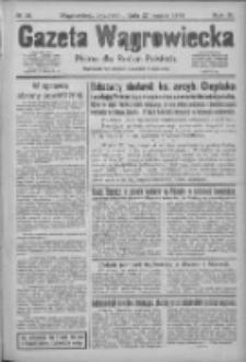 Gazeta Wągrowiecka: pismo dla rodzin polskich 1924.03.27 R.4 Nr38