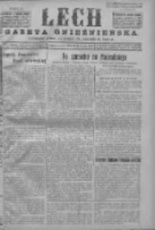 Lech. Gazeta Gnieźnieńska: codzienne pismo polityczne dla wszystkich stanów 1926.04.10 R.28 Nr82