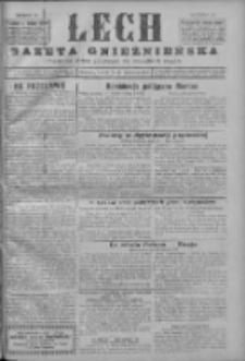 Lech. Gazeta Gnieźnieńska: codzienne pismo polityczne dla wszystkich stanów 1926.04.13 R.28 Nr84