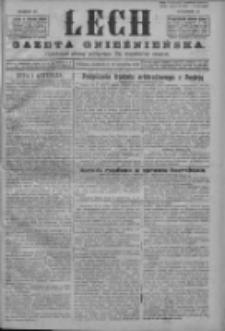 Lech. Gazeta Gnieźnieńska: codzienne pismo polityczne dla wszystkich stanów 1926.04.18 R.28 Nr89