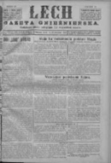 Lech. Gazeta Gnieźnieńska: codzienne pismo polityczne dla wszystkich stanów 1926.04.28 R.28 Nr97