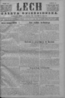 Lech. Gazeta Gnieźnieńska: codzienne pismo polityczne dla wszystkich stanów 1926.05.01 R.28 Nr100