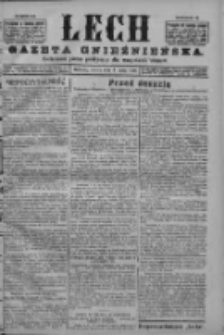 Lech. Gazeta Gnieźnieńska: codzienne pismo polityczne dla wszystkich stanów 1926.05.08 R.28 Nr105
