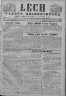 Lech. Gazeta Gnieźnieńska: codzienne pismo polityczne dla wszystkich stanów 1926.05.22 R.28 Nr117