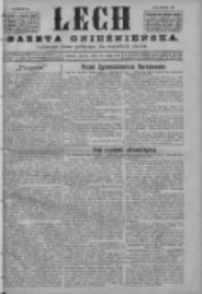 Lech. Gazeta Gnieźnieńska: codzienne pismo polityczne dla wszystkich stanów 1926.05.28 R.28 Nr121