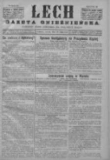 Lech. Gazeta Gnieźnieńska: codzienne pismo polityczne dla wszystkich stanów 1926.05.29 R.28 Nr122
