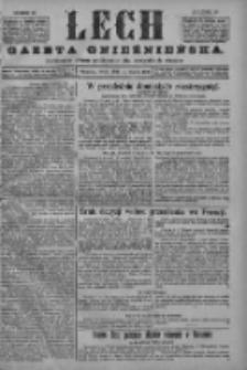 Lech. Gazeta Gnieźnieńska: codzienne pismo polityczne dla wszystkich stanów 1926.03.10 R.28 Nr56