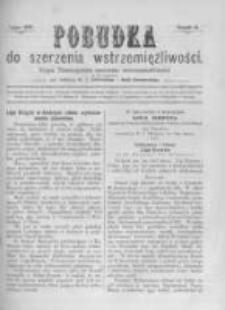 Pobudka Do Szerzenia Wstrzemięźliwości. 1893 R.3 lipiec