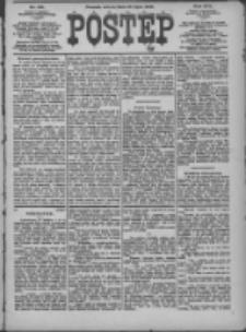 Postęp 1905.07.22 R.16 Nr165