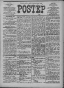 Postęp 1905.10.07 R.16 Nr229