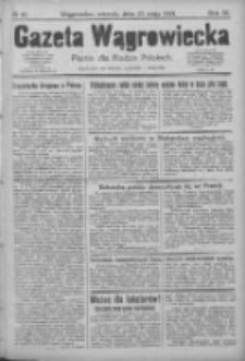 Gazeta Wągrowiecka: pismo dla rodzin polskich 1924.05.27 R.4 Nr63