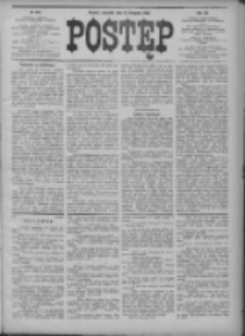 Postęp 1905.11.16 R.16 Nr262