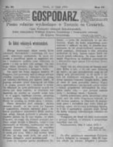 Gospodarz. 1875.07.15 R.4 nr28