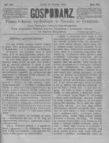 Gospodarz. 1875.12.16 R.4 nr50