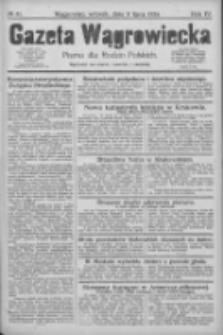 Gazeta Wągrowiecka: pismo dla rodzin polskich 1924.07.08 R.4 Nr81