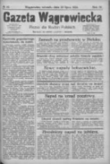 Gazeta Wągrowiecka: pismo dla rodzin polskich 1924.07.22 R.4 Nr87