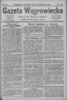 Gazeta Wągrowiecka: pismo dla rodzin polskich 1924.11.23 R.4 Nr140