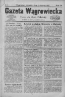 Gazeta Wągrowiecka: pismo dla ziemi pałuckiej 1927.01.06 R.7 Nr3