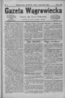 Gazeta Wągrowiecka: pismo dla ziemi pałuckiej 1927.01.09 R.7 Nr4