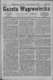 Gazeta Wągrowiecka: pismo dla ziemi pałuckiej 1927.01.23 R.7 Nr10