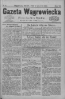 Gazeta Wągrowiecka: pismo dla ziemi pałuckiej 1927.01.25 R.7 Nr11
