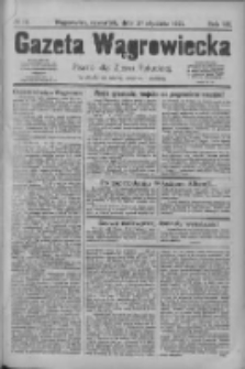 Gazeta Wągrowiecka: pismo dla ziemi pałuckiej 1927.01.27 R.7 Nr12