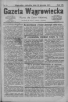 Gazeta Wągrowiecka: pismo dla ziemi pałuckiej 1927.01.30 R.7 Nr13
