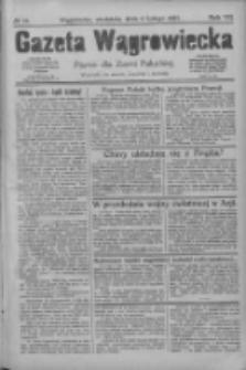 Gazeta Wągrowiecka: pismo dla ziemi pałuckiej 1927.02.06 R.7 Nr16