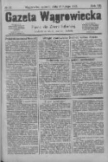 Gazeta Wągrowiecka: pismo dla ziemi pałuckiej 1927.02.15 R.7 Nr20