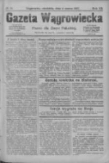 Gazeta Wągrowiecka: pismo dla ziemi pałuckiej 1927.03.06 R.7 Nr28