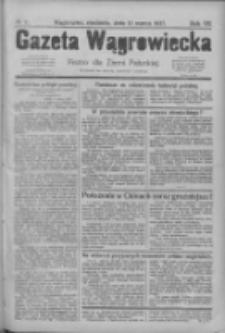 Gazeta Wągrowiecka: pismo dla ziemi pałuckiej 1927.03.13 R.7 Nr31
