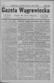 Gazeta Wągrowiecka: pismo dla ziemi pałuckiej 1927.03.17 R.7 Nr33