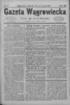 Gazeta Wągrowiecka: pismo dla ziemi pałuckiej 1927.03.22 R.7 Nr35