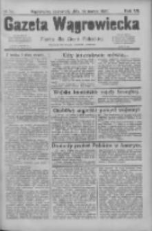 Gazeta Wągrowiecka: pismo dla ziemi pałuckiej 1927.03.24 R.7 Nr36